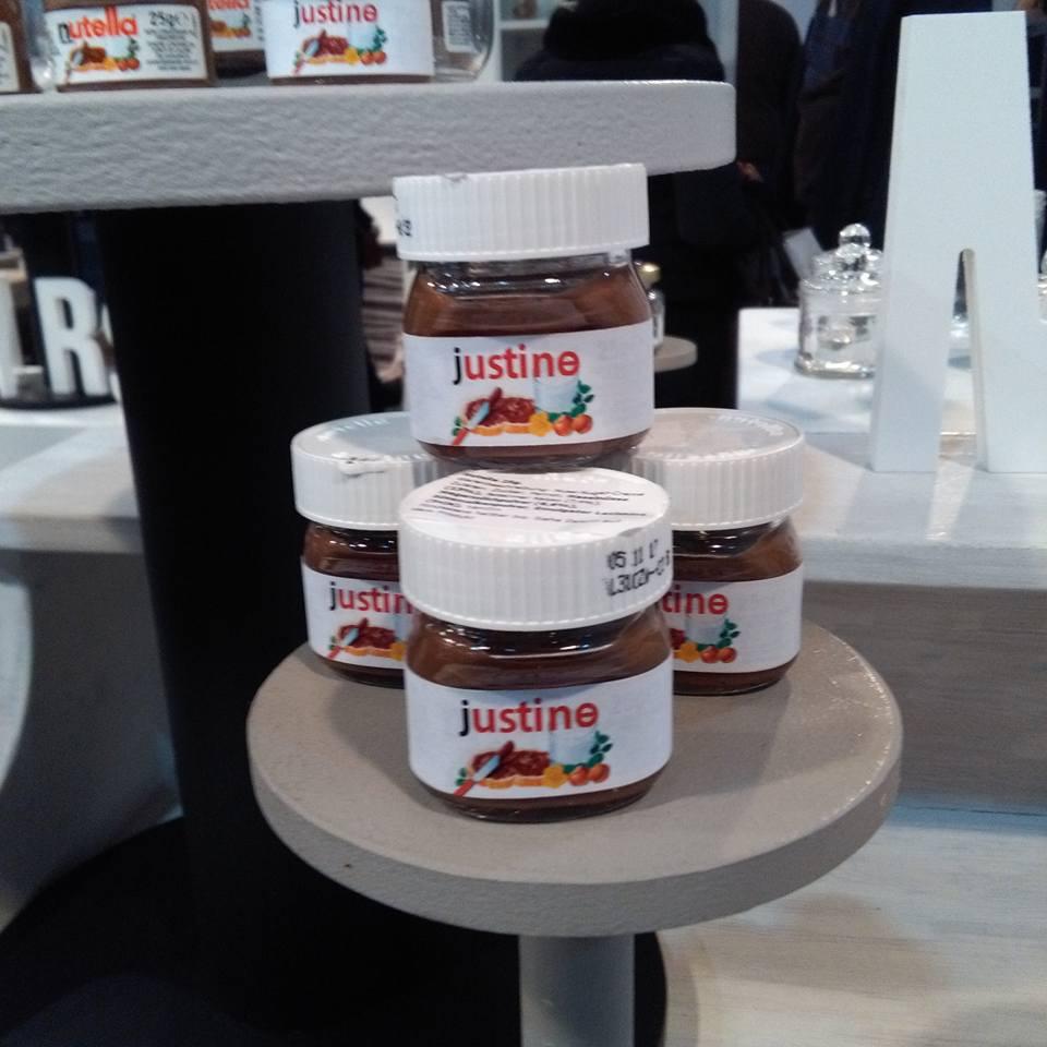 Bedankje - Collectie Elaut - Nutella pot met mini potjes ...