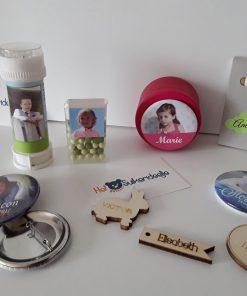 Gadgets - buttons, magneten, potloodjes ....